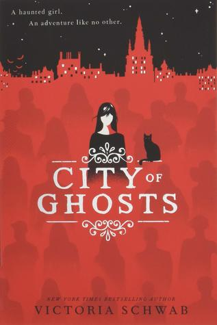 Review: City of Ghosts by VictoriaSchwab