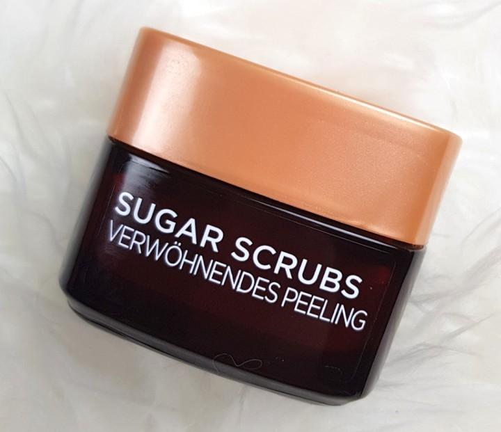 Review: L'Oréal Smooth Sugar NourishScrub