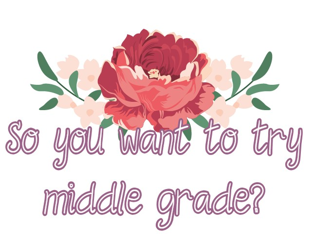 How to get into middle grade books