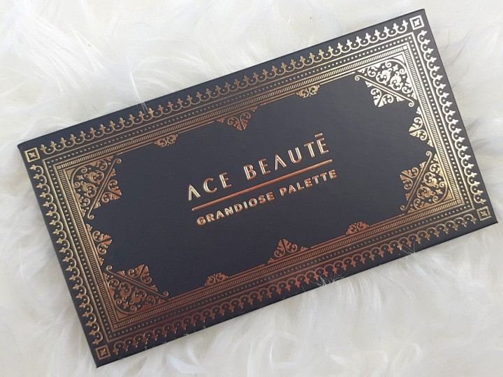 Review: Ace Beauté Grandiose Palette