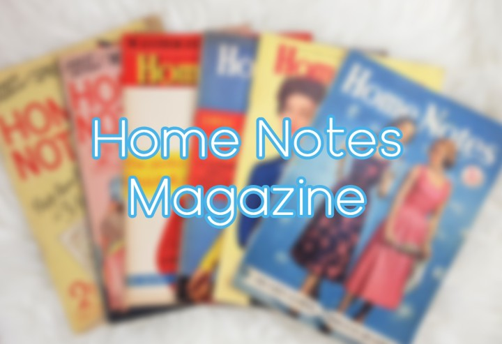 Home Notes Magazine