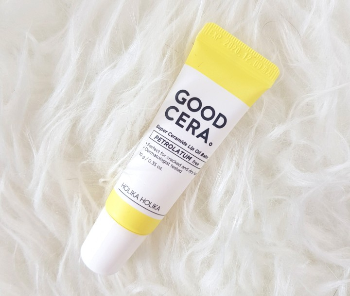 Review: Holika Holika Good Cera Super Ceramide Lip Oil Balm