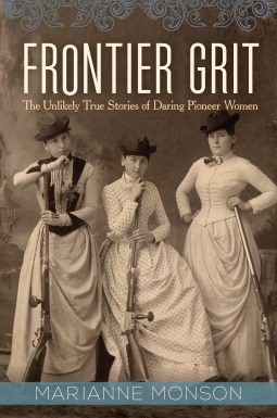 Review: Frontier Grit by Marianne Monson