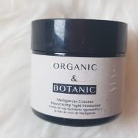 Review: Organic & Botanic Madagascan Coconut Rejuvenating Night Moisturiser