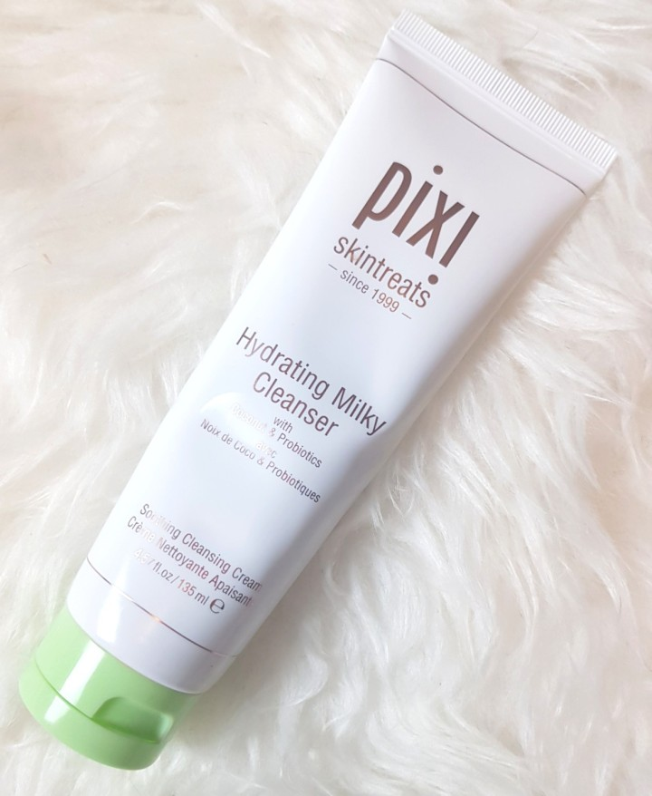 Review: Pixi Hydrating Milky Cleanser